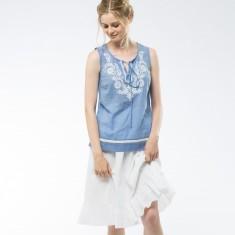 Holly Skirt In White