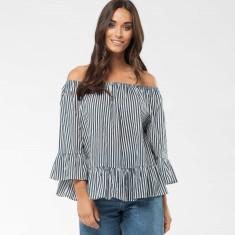 Willow - Top Midnight Stripe