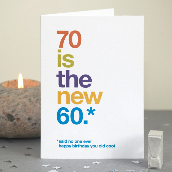 Birthday Gift Ideas For 70 Year Old Woman