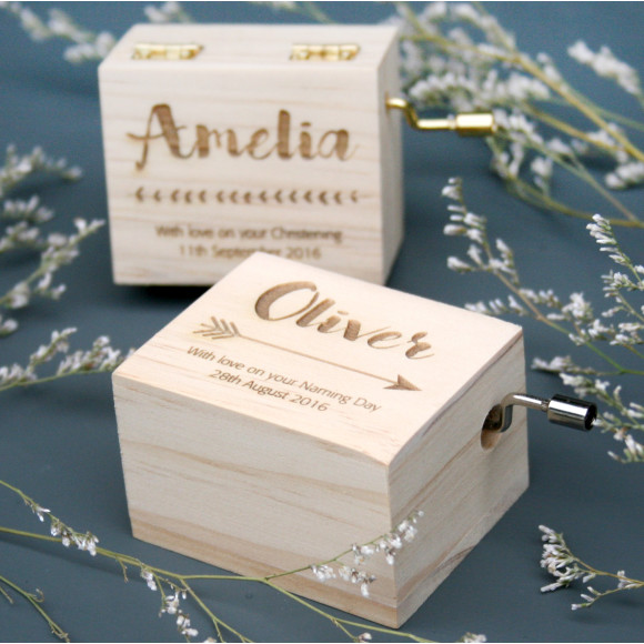 Personalised Musical Jewellery Box Australia Hardtofind