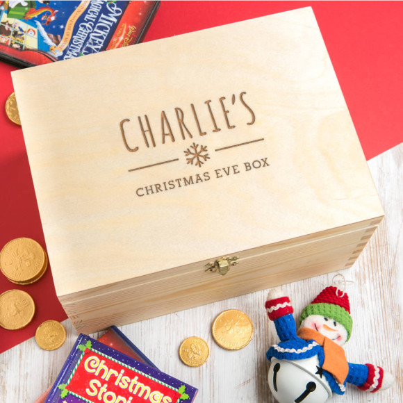 Christmas Eve Box | Stay at Home Mum