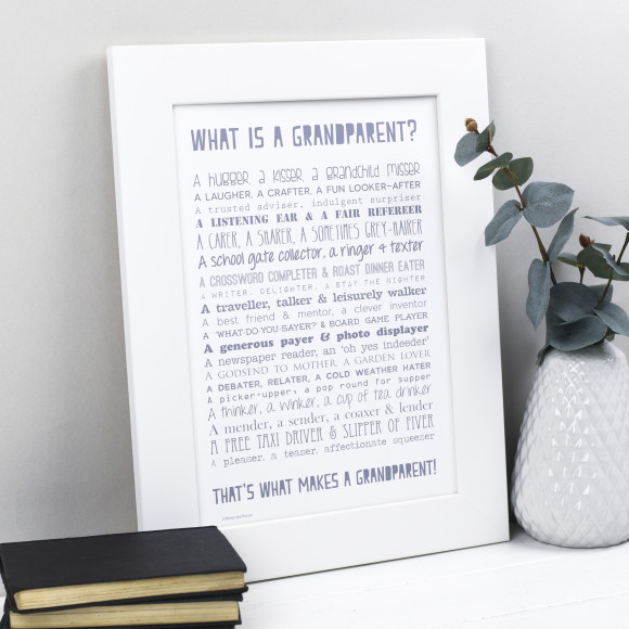 100 Christmas Gift Ideas For Grandparents