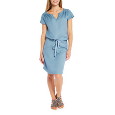 Women's Bleecker Street dress in cool blue