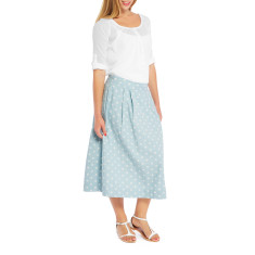 Women's Roman holiday skirt