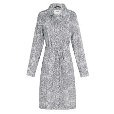 Women's packable raincoat in Lace