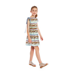 Girls' sundress in malala