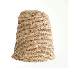 Natural seagrass light shade