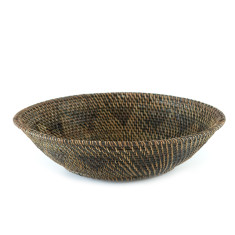 Rattan fruit bowl (various sizes)