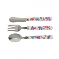 Tyrrell Katz Elephants cutlery set