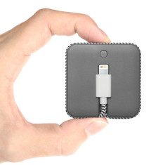 Native Union pocket-sized jump cable charger and battery