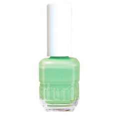 Nail polish in pie in the sky green