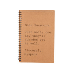 Dear Facebook journal