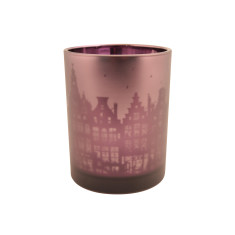 Amsterdam designed mystic tea light holder