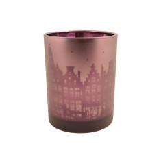 Amsterdam designed mystic tea light holder
