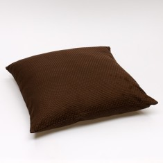 Small bision cushion cover