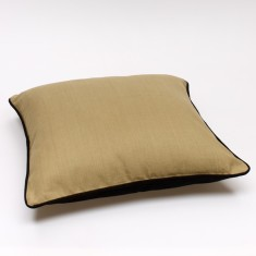 Plain Mink Cushion Cover