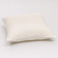 Chunky casual cushion cover