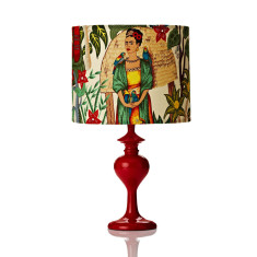 Frida Kahlo small table lamp