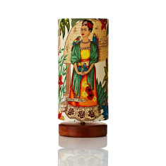 Frida Kahlo mini table lamp