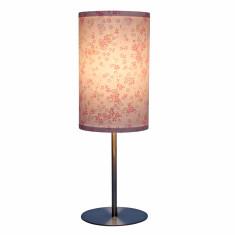 Soft pink sakura handmade lamp