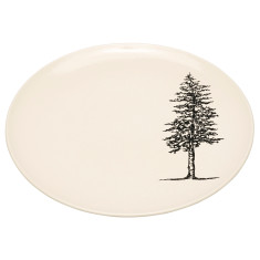The syrup pine dinner plate