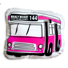 Manly Wharf 144 bus cushion