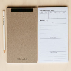 One meal at a time planner note pad