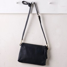 Annette cross body bag in navy