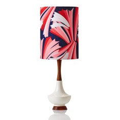 Electra table lamp large in Ziggy Starla