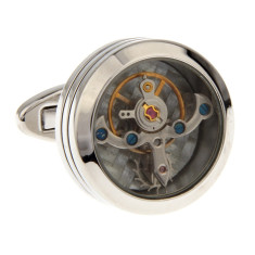 Tourbillon cufflinks