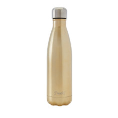 S'well insulated stainless steel bottle in Glitter Sparkling Champagne (multiple sizes)