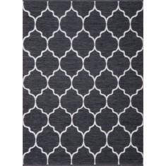 Souk charcoal rug