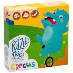 Trio circus puzzle