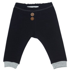 French terry play pants