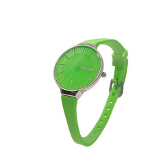 MONOL Denmark 1G watch in apple green