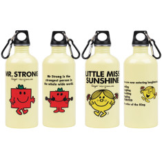 Mr Men water bottles 600ml