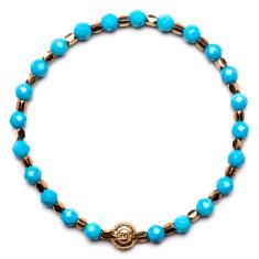 Signature turquoise bracelet