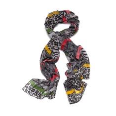 Snake charmer scarf