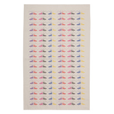 Chroma cricket tea towel