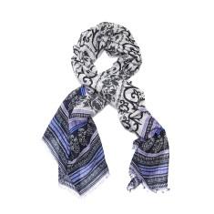 Azalea paisley scarf