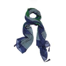 Luna spot scarf