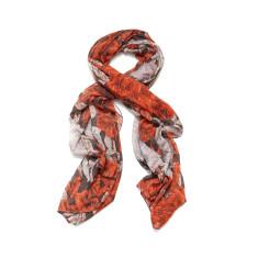Magnolia days floral scarf