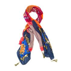 Lilian printed scarf
