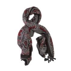 Boheme tasseled scarf