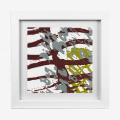 Balji 1.1 framed Yalanji artwork