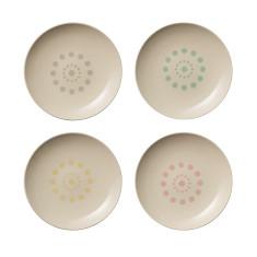 Alberte plates (set of 4)