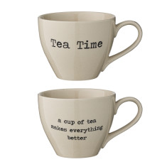 Tea time cups (set of two)