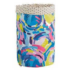 Desert rain medium fold-down storage bag
