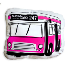 Taronga Zoo 247 bus cushion
