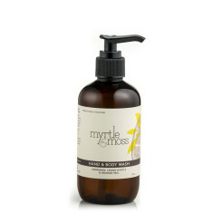 Mandarin and lemon myrtle hand & body wash